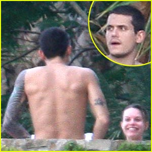 John Mayer's Mexician Getaway -- Without Jennifer Aniston