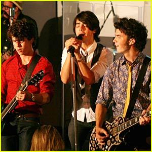 The Jonas Brothers Burn Up New York