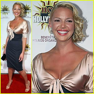 Katherine Heigl is Hot in Hollywood