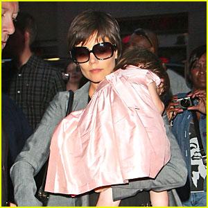 Katie Holmes: Supercalifragilisticexpialidocious!