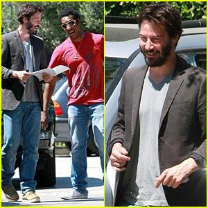 Keanu Reeves Is Jonesing For Some Orlando