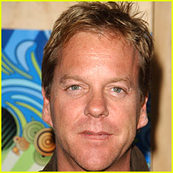 Kiefer Sutherland Gets Some Space
