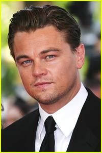 Leonardo DiCaprio Mourning Grandmother