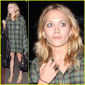 Mary-Kate Olsen is a Radio Head