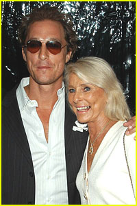 Matthew McConaughey's Mom: Dad Died Having Sex!