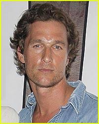 Matthew McConaughey Praises His Own Film