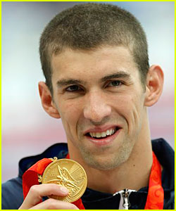 Michael Phelps: One More Gold To Rule Them All!