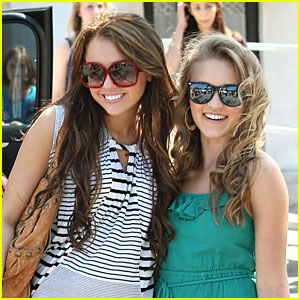 Miley Cyrus and Emily Osment: Hannah Montana Hotties!
