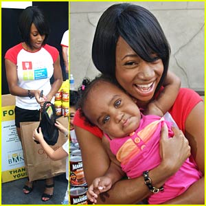 Monique Coleman Photos News And Videos Just Jared Page 4