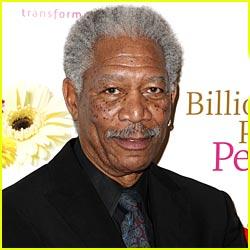 Morgan Freeman Hospitalized After Car Crash
