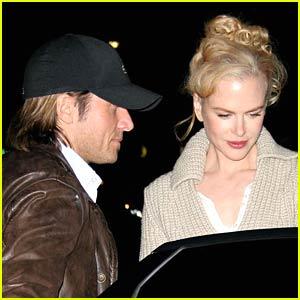 Nicole Kidman is Wooed by Woollahra