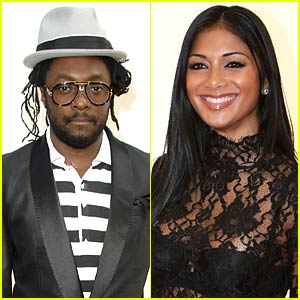 Nicole Scherzinger + Will.i.am = New Couple?