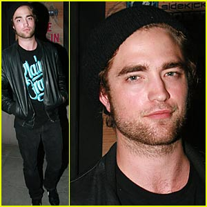 Robert Pattinson is Plain Gravy