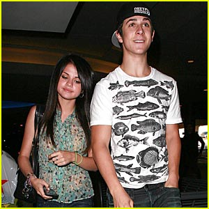 Selena Gomez & David Henrie are Studio City Slickers