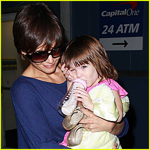 Suri Cruise is a Carlyle Cutie