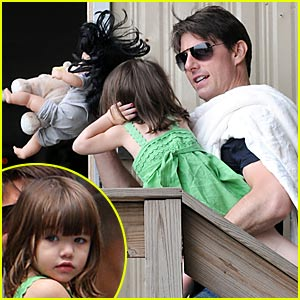 Suri Cruise: Cover Your Ears!