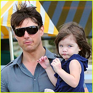 Suri Cruise is Made For Manhattan