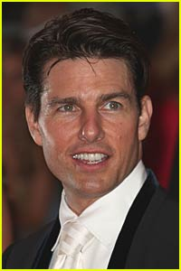 Tom Cruise is a Comic Book
