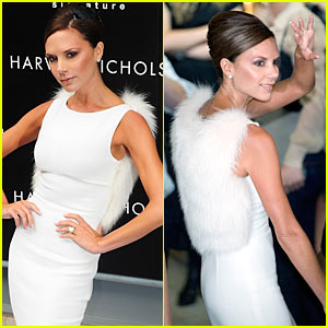 Victoria Beckham is a Valli Girl