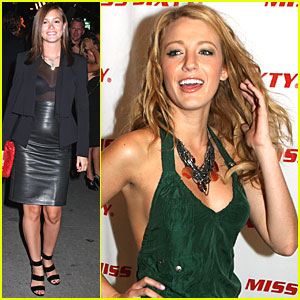 Blake Lively Has Fashion Fun
