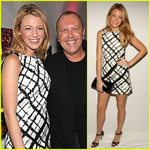 Blake Lively is Michael Kors Cute