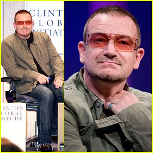 Bono is a Global Initiator