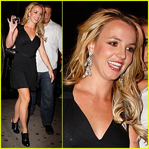 Britney Spears Goes In The Heights
