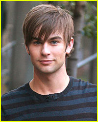 Chace Crawford Stripes Out