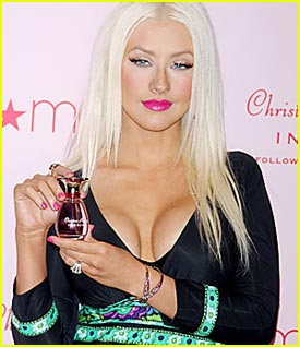 Christina Aguilera Follows Her Inspiration