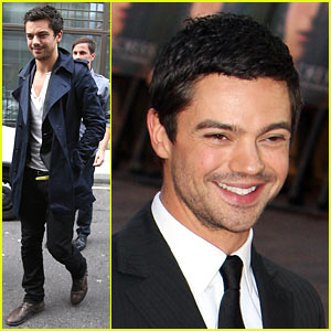Dominic Cooper Premieres 'The Duchess'