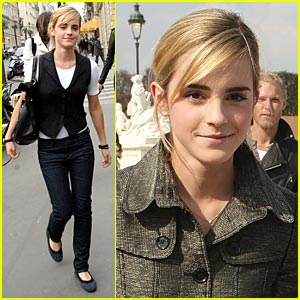 Emma Watson: J'Dore Christian Dior