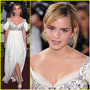 Emma Watson is a National Movie Award Angel