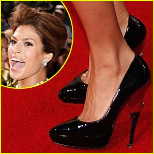 Lightning Strikes Twice For Eva Mendes
