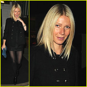 Gwyneth Paltrow Is Into Spring Fashion