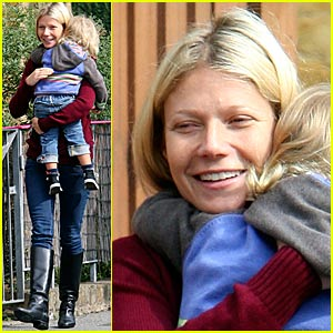 Gwyneth Paltrow is Makeup Free