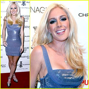 Heidi Montag To Design Own Wedding Dress