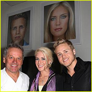 Heidi Montag & Spencer Pratt Make The Cut