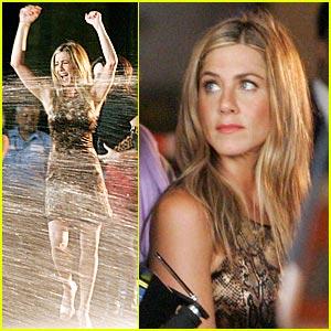 Jennifer Aniston Goes 30 Rock Crazy