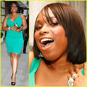 Jennifer Hudson is Boutique Beautiful