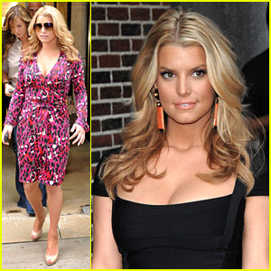 Jessica Simpson Dishes on Dave