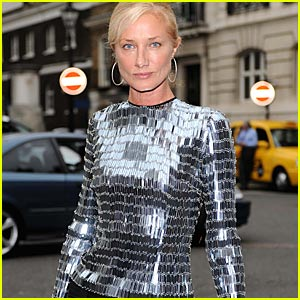 Joely Richardson is Silver Plate Sexy
