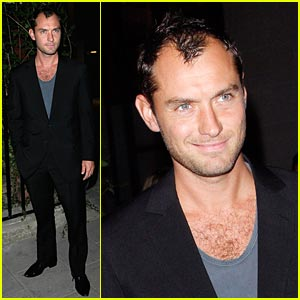 Jude Law: This Is The Home That Dunhill Built