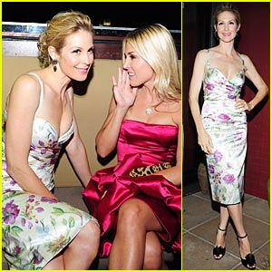 Kelly Rutherford is Dior Delightful