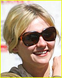 Kirsten Dunst is Happy, Happy, Happy