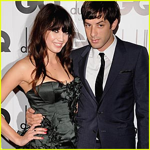 Mark Ronson & Daisy Lowe Hit Up The GQ Awards