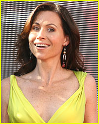 Minnie Driver's a New Mom!