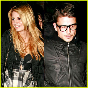 Mischa Barton & Josh Hartnett: Loved Up In London?