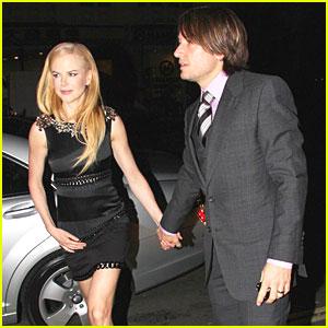 Nicole Kidman - National Movie Awards 2008