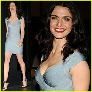 Rachel Weisz is a Brothers Bloom Babe
