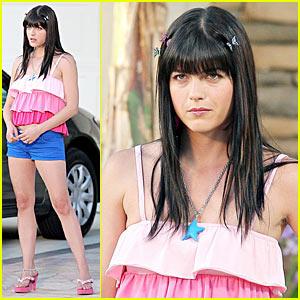 Selma Blair is Kath & Kim Cute